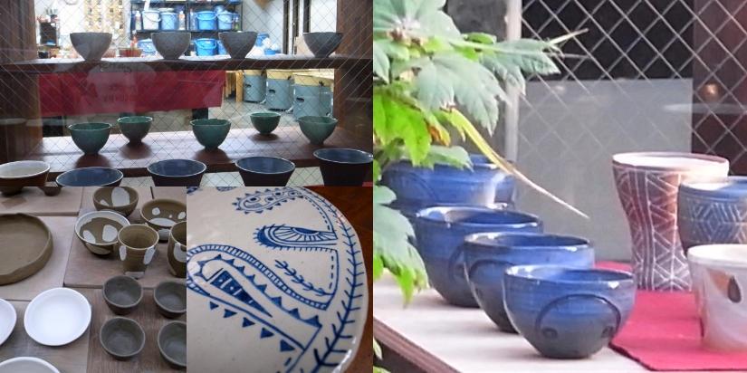 陶芸教室土の香りイメージ